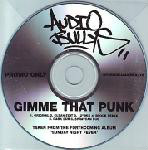Audio Bullys Gimme That Punk