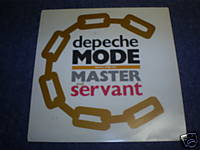Depeche Mode - Master And Servant LP