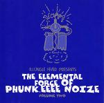Various  The Elemental Force Of Phunk.EEEE Noize Volume Tw