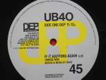 UB40 If It Happens Again
