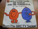 Arthur Lowe  Mr. Tickle / Mr. Forgetful