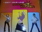 Atomic Kitten - I Want Your Love Album