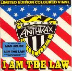 Anthrax - I Am The Law Album