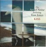 Art Of Noise featuring Tom Jones - Kiss LP