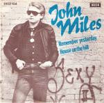 John Miles  Remember Yesterday