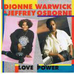 Dionne Warwick & Jeffrey Osborne - Love Power Album