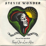 Stevie Wonder - Keep Our Love Alive