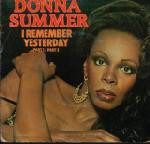 Donna Summer - I Remember Yesterday LP