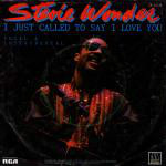 STEVIE WONDER - I Just Called To Say I Love You Vinyl