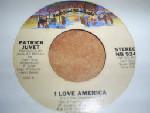 Patrick Juvet - I Love America Record
