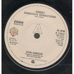Don Gibson - Sweet Sensuous Sensations
