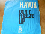 FLAVOR - Don't Freeze Up - 45T x 1