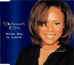 Deborah Cox - Who Do U Love Record