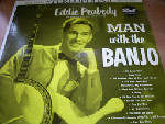 Eddie Peabody - Man With The Banjo
