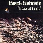 Black Sabbath - Live At Last Vinyl