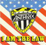 Anthrax - I Am The Law LP