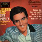 Elvis Presley With The Jordanaires - Jailhouse Rock Vinyl