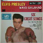 Elvis Presley With The Jordanaires - Elvis Presley In Kid Galahad