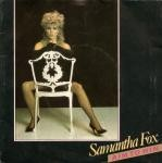 SAMANTHA FOX - Aim To Win - 7inch x 1