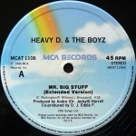 Heavy D. & The Boyz  Mr. Big Stuff