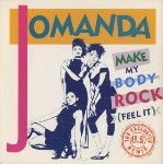 Jomanda - Make My Body Rock (feel It (the Exclusive U.s. Re)