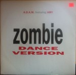 A.D.A.M. Featuring Amy  Zombie (Dance Version)