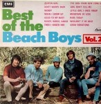Beach Boys The Best Of The Beach Boys Vol. 2