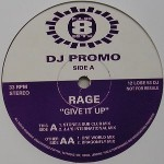 Rage - Give It Up Record