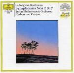 Ludwig van Beethoven / Herbert von Karajan / Berli - Symphonies Nos. 2 & 7