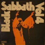 Black Sabbath  Black Sabbath Vol. 4