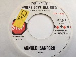 Arnold Sandford The House Where Love Has Died