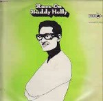 Buddy Holly - Rave On LP
