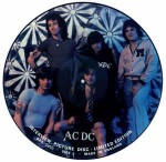 AC/DC Limited Edition Interview Picture Disc