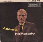 Adam Faith Adam's Hit Parade