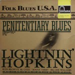 Lightnin' Hopkins With Brownie McGhee / Sonny Terr Penitentiary Blues