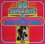 Rolling Stones 20 Super Hits By The Rolling Stones