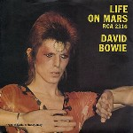 David Bowie Life On Mars?