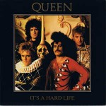 Queen It\'s A Hard Life