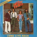 Who  Long Live Rock