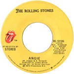 Rolling Stones  Angie