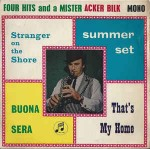 Acker Bilk Four Hits And A Mister