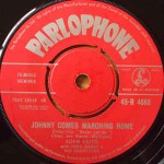 Adam Faith With John Barry & His Orchestra  Johnny Comes Marching Home