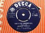 Anthony Newley  She's Just Another Girl