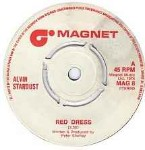 Alvin Stardust  Red Dress