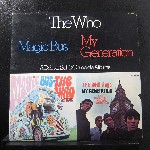 Who  Magic Bus / The Who Sings My Generation