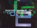 Depeche Mode  Remixes 81···04