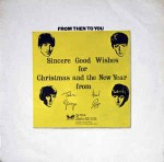 Beatles  From Then To You - The Beatles Christmas Record 19