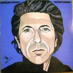 Leonard Cohen  Recent Songs