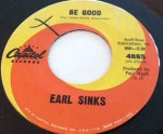 Earl Sinks  Be Good