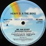 Heavy D. & The Boyz  Mr Big Stuff